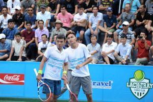 Cặp Lý Hoàng Nam-Trịnh Linh Giang thắng áp đảo nội dung đôi tại VTF Masters 500- 3