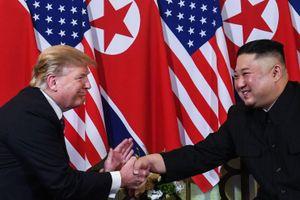 Tổng thống Trump ngỏ ý về thượng đỉnh Mỹ-Triều lần ba