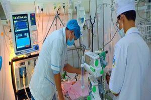 Đoàn bác sĩ vượt gần 150 cây số để sắp xếp tạng cho bé gái