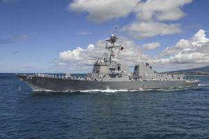 Tàu chiến Mỹ áp sát quần đảo Hoàng Sa, thách thức Trung Quốc