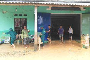 8 người chết và mất tích do mưa lũ