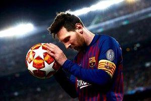 Messi lên tiếng trước tin có thể chia tay Barcelona