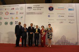 Vinh danh Giải thưởng 'Cống hiến trọn đời' cho GS.TS Lê Ngọc Trọng