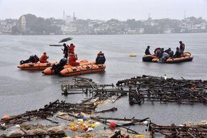 12 người thiệt mạng do lật thuyền trong lễ hội tôn giáo ở Ấn Độ