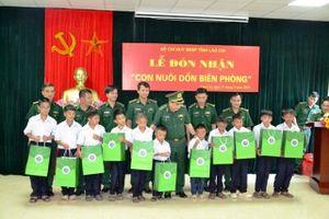Ra mắt mô hình 'Con nuôi Đồn biên phòng' ở Lào Cai