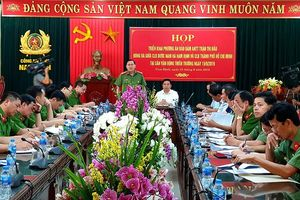 Nam Định kiên quyết trấn áp mọi hành vi đe dọa an ninh sân bóng sau vụ 'pháo sáng'