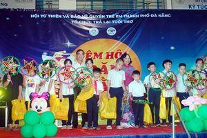 Lãnh đạo TP Đà Nẵng vui Tết Trung thu với thiếu nhi