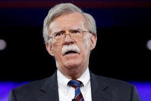Sau bước rời Nhà Trắng của ông John Bolton