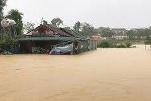 Hà Tĩnh đề nghị hỗ trợ kinh phí xây dựng công trình vượt lũ cho dân