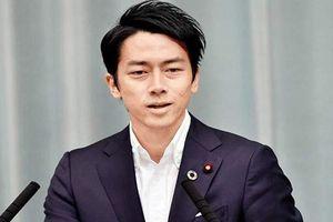 Bất ngờ thân thế tân Bộ trưởng Nhật điển trai, tài giỏi