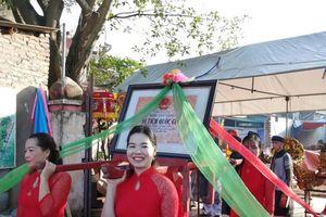 Độc đáo lễ dâng hương truyền thống tam thôn