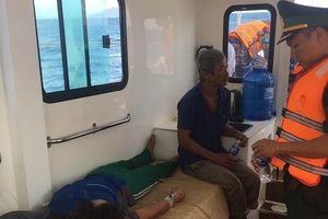 Đà Nẵng: 5 ngư dân ngộ độc trên biển, 1 người tử vong
