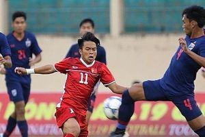 Lá thăm may rủi lại đưa U19 Việt Nam đối đầu U19 Thái Lan tại Bangkok Cup 2019