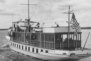 Khám phá USS Sequoia - du thuyền nổi tiếng nhất nước Mỹ gắn bó với các đời tổng thống