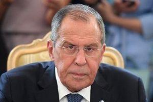 Ngoại trưởng Nga: Chiến tranh ở Syria đã thực sự kết thúc, Moscow kêu gọi các bên duy trì tiếp xúc