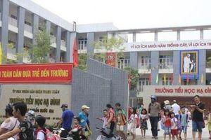 Hà Nội: Tổ chức khám sức khỏe cho học sinh gần vụ cháy công ty Rạng Đông