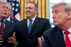 Ai sẽ thay thế ông John Bolton làm cố vấn an ninh quốc gia Mỹ?