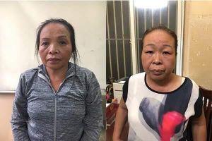 Hà Nội: Bắt nhóm đối tượng chuyên móc túi hành khách trên xe bus