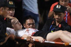 Phạt tiền CLB Dược NH Nam Định, cấm cổ động viên CLB vào sân khách 2 trận