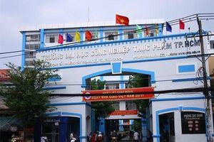 Trường ĐH Công nghiệp Thực phẩm TPHCM có hiệu trưởng mới sau hơn 3 năm bị khuyết