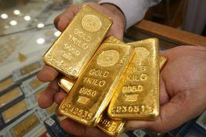 Giá vàng trong nước tiếp tục tăng hơn 100 nghìn đồng/lượng
