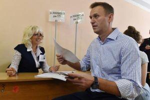 Nga nhắm vào lãnh đạo phe đối lập Navalny với các cuộc khám xét hàng loạt