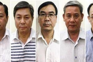 Truy tố nguyên Phó Chủ tịch UBND TP.HCM và các đồng phạm