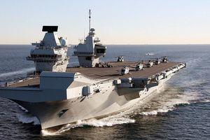 Bộ Ngoại giao lên tiếng việc Anh triển khai tàu sân bay đến châu Á - Thái Bình Dương