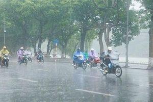 Tin mưa lớn mới nhất và dự báo thời tiết đêm nay, ngày mai 14/9
