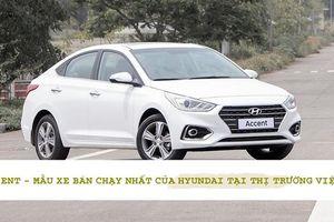 Lý giải sức hút của Hyundai Accent tại thị trường Việt