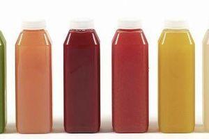 Nước ép trái cây gây hại cho cơ thể như nước soda có đường