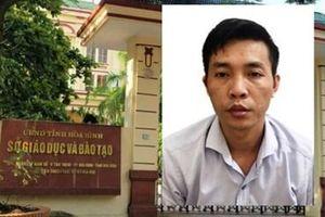 Vụ gian lận thi cử tại Hòa Bình: Nhiều giáo viên bị khởi tố thêm tội Nhận hối lộ