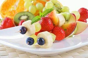 Ăn trái cây ngay sau bữa ăn, sai lầm nhiều người mắc phải