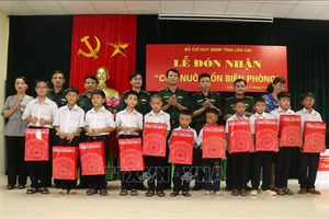 Ra mắt mô hình 'Con nuôi Đồn Biên phòng' tại Lào Cai