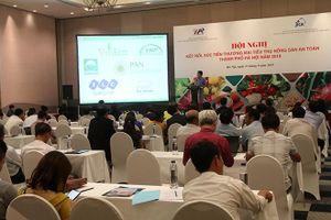 HPA kết nối trực tiếp giữa nhà sản xuất nông sản an toàn với doanh nghiệp phân phối
