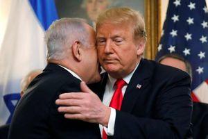 Trump không tin mình bị tình báo Israel theo dõi