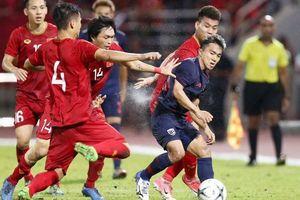 Trận Thái Lan - Việt Nam lọt top được xem nhiều nhất vòng loại World Cup