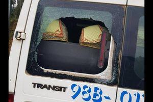 Hé lộ nguyên nhân vụ nổ súng phá hủy ô tô khiến một người trọng thương