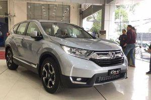 Mua Honda CR-V và HR-V được nhận quà trị giá gần 10 triệu đồng