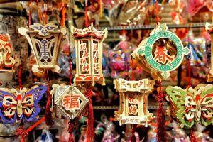 Trung Thu nghe dân Chợ Lớn Sài Gòn kể chuyện văn hóa, tập tục cúng kiếng của người Hoa