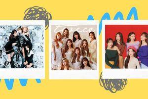 Top 10 girlgroup bán được nhiều album nhất 2019 theo Gaon: Twice xuất sắc dẫn đầu, BlackPink và Red Velvet cạnh tranh tại top 3