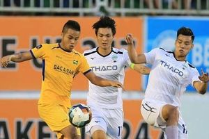 CLB HAGL nhận 'tin dữ' trước trận làm khách Sài Gòn FC
