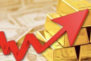 Giá vàng phản ứng tăng, ngay sau quyết định kỷ lục của ECB (ngày 13/9)