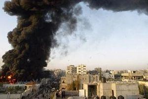 Israel dọa phát động chiến tranh ở Dải Gaza