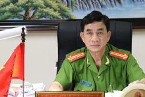 Đại tá Văn Quyết Thắng phụ trách Công an Đồng Nai