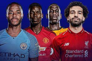 Lịch vòng 5 Premier League: MU gặp Leicester đúng giờ vàng tối thứ Bảy