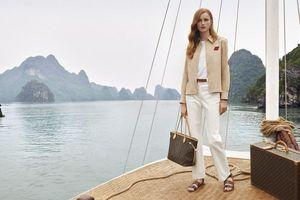Hành trình 'Nghệ thuật Du hành' của Louis Vuitton đến với danh lam thắng cảnh ở vịnh Hạ Long và Ninh Bình