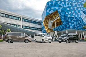 Ford ra mắt MPV 7 chỗ ở Việt Nam, giá từ 999 triệu đồng