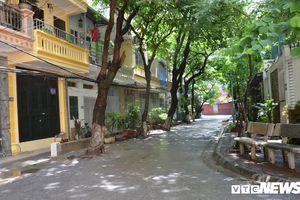 Nửa tháng sau vụ cháy, khu dân cư quanh Công ty Rạng Đông vẫn vắng như chùa Bà Đanh