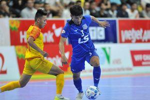 Kết thúc vòng 15 Futsal HDBank VĐQG 2019: Cả Thái Sơn Nam và Sahako đều bị cầm chân